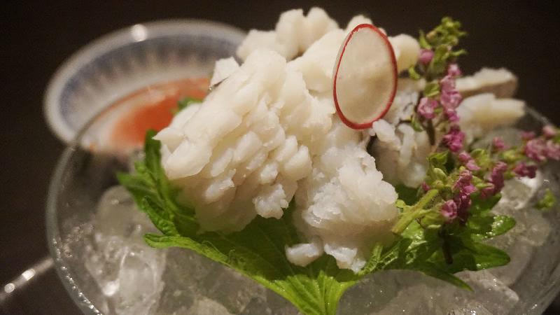 Sea Eel Otoshi(de-boned)