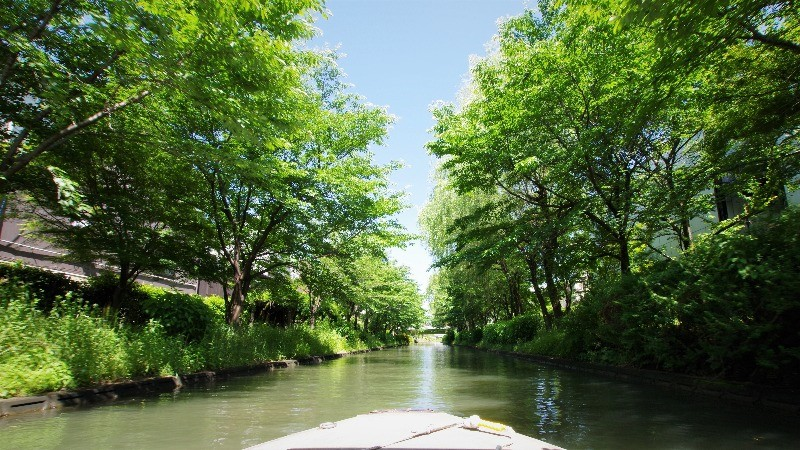 Incredible river scenery