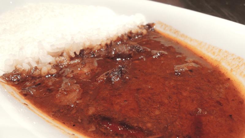 牛肉咖哩(非常辣)