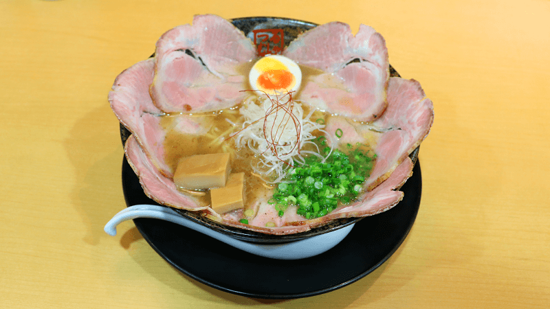 Wafu Ramen (add to roast pork)