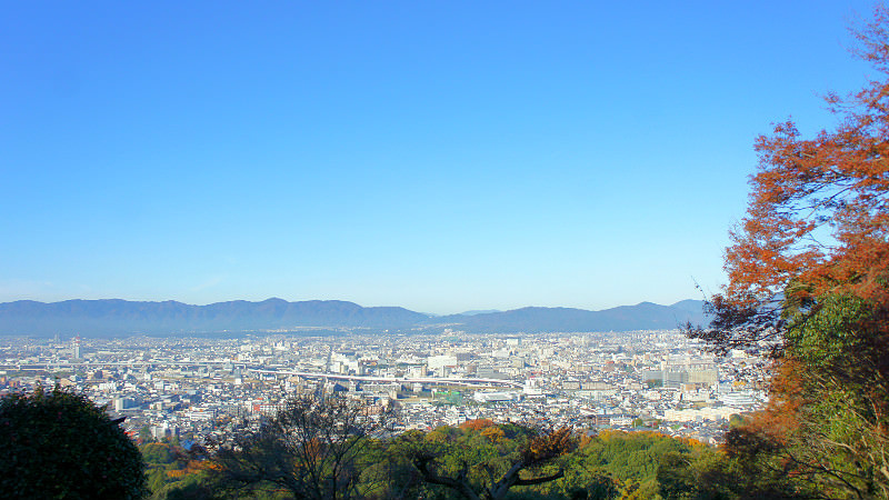 Follow The Route Around Mt. Inari