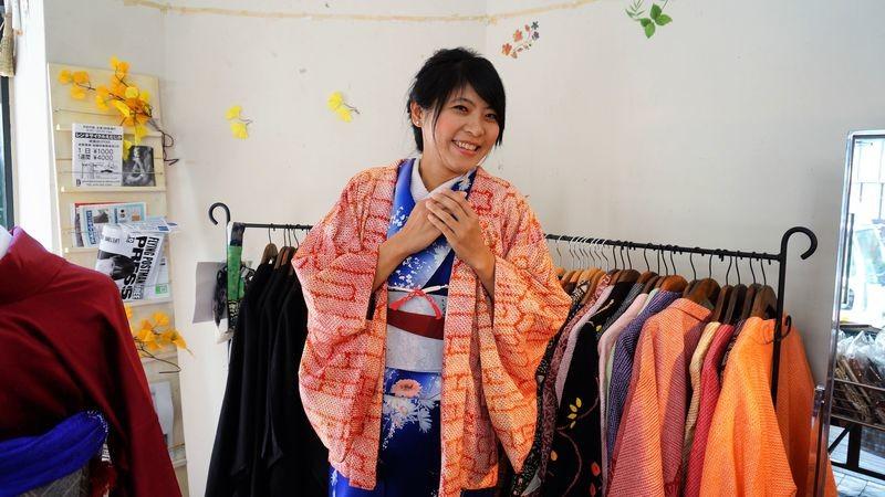 Haori-coat