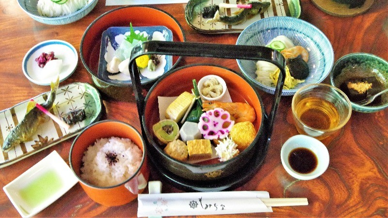 "Summery Kitayama ""Bamboo"""