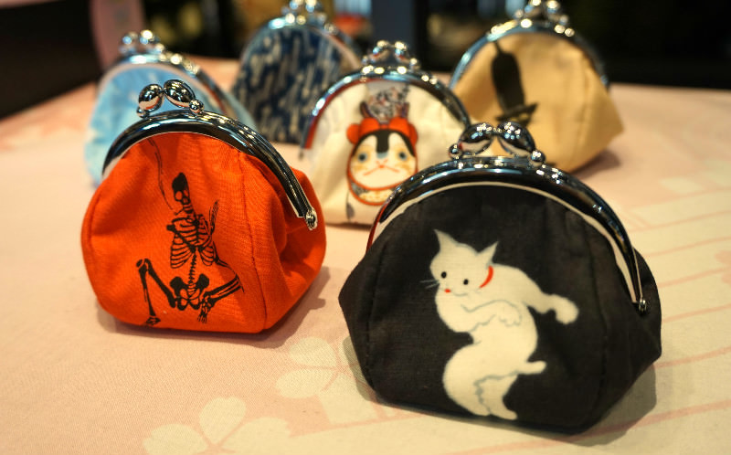 Gamaguchi (traditional Japanese coin purse)