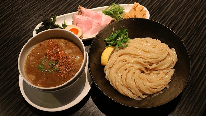 豚骨沾醬麵(特餐)