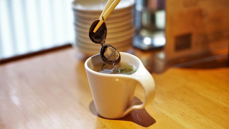 Clam espresso