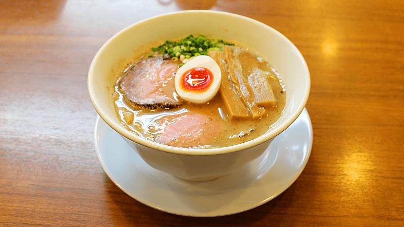 濃豚鹽味拉麵(一般)