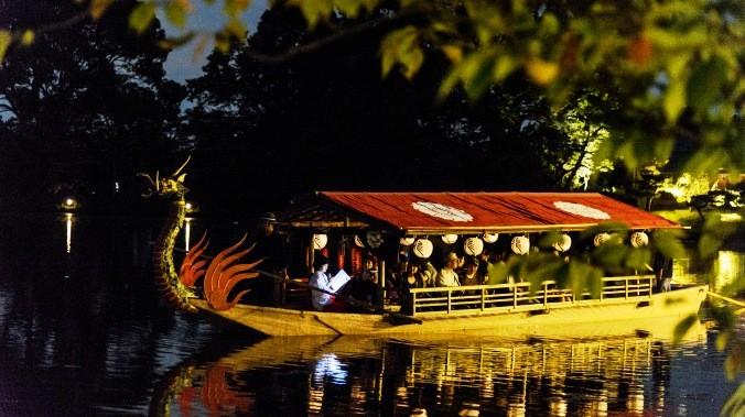 Ryu-tou Gekishu boat