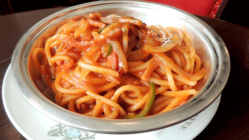 義大利麵(紅醬)