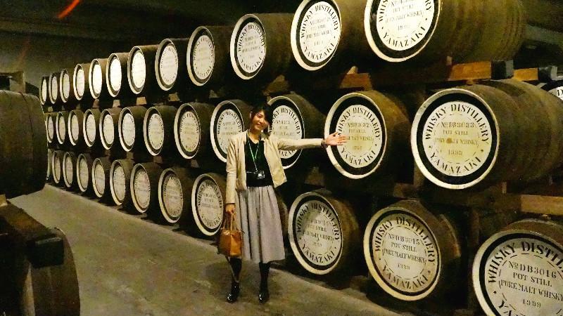 Yamazaki Distillery Tour