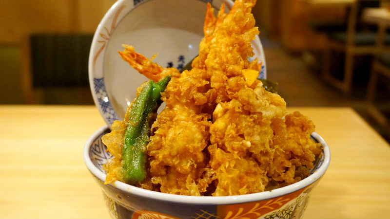 Wild shrimp TENDON