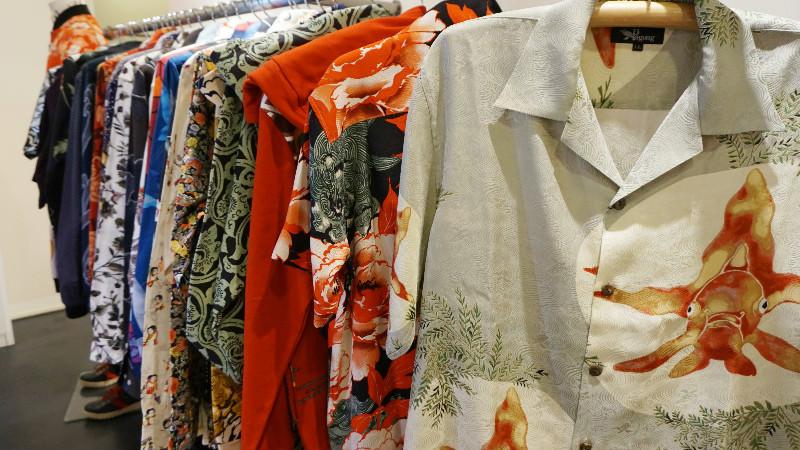 夏威夷襯衫