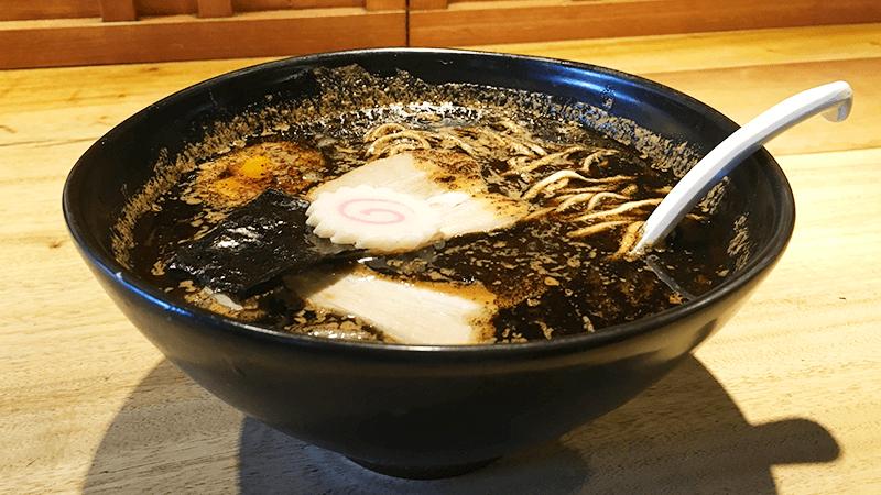 焦香味噌麵