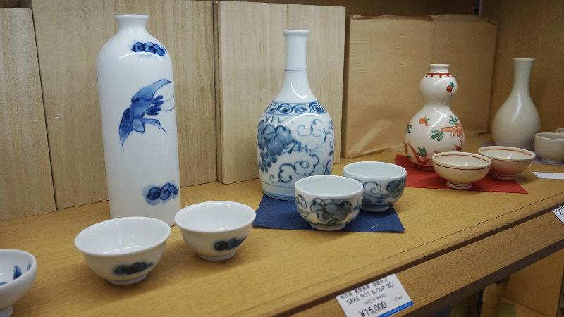 來自京都和日本各地的傳統手工藝品