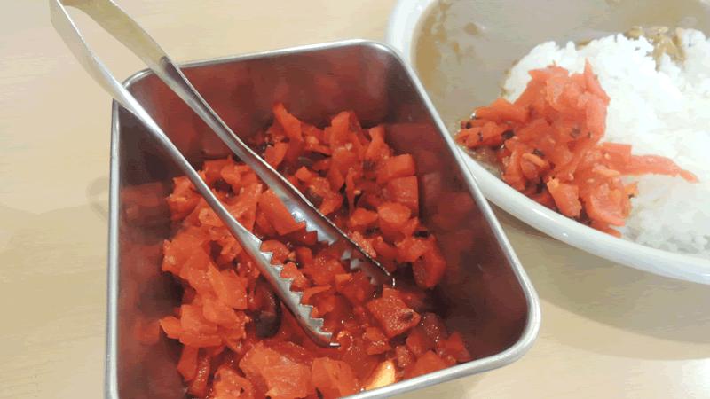 福神漬 (醬油醃菜)