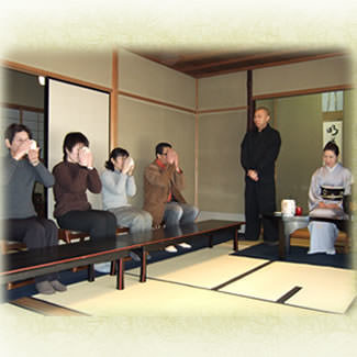 Experience Japanese Style Tea Ceremony