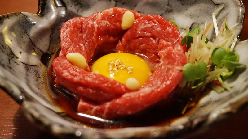 Japanese yukke