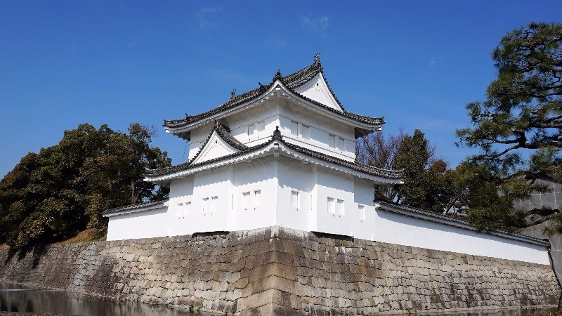 A perfect itinerary for your day in the historic Nijo area! See, eat, and enjoy!