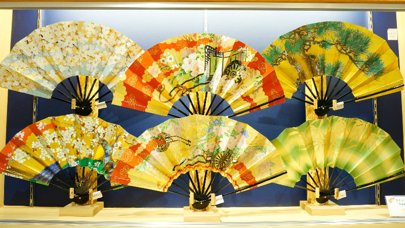 Fan for a display