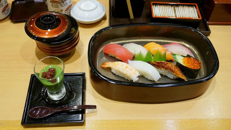 Ume-Koji (set menu)
