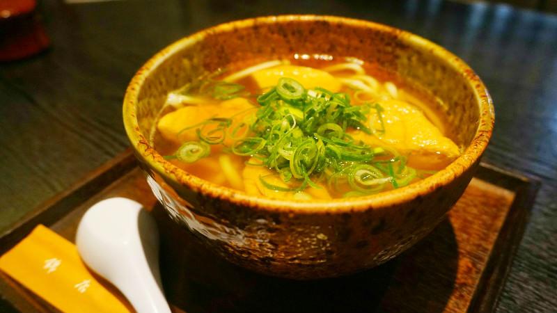 gentle-tasting udop noodles