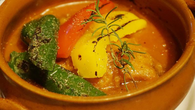 Chilindron Lamb stew