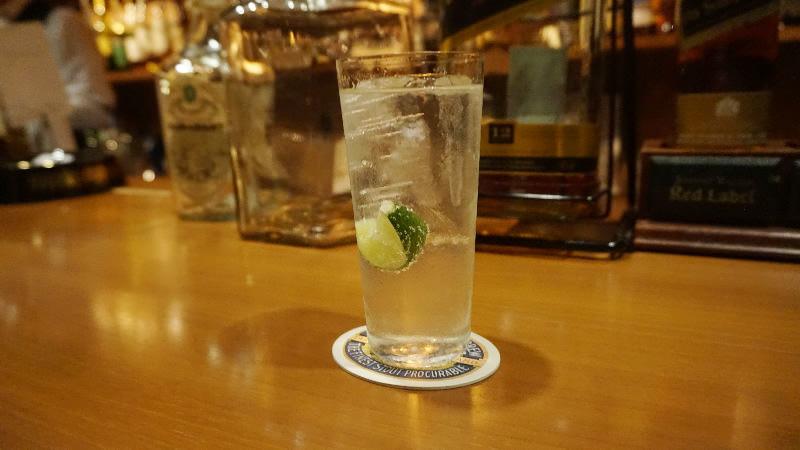 琴湯尼 (Gin & Tonic)