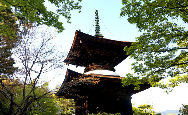 Taho-to (2 story Pagoda)