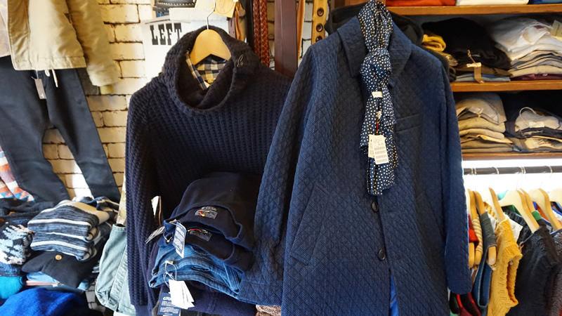 藍染服飾(日本製)