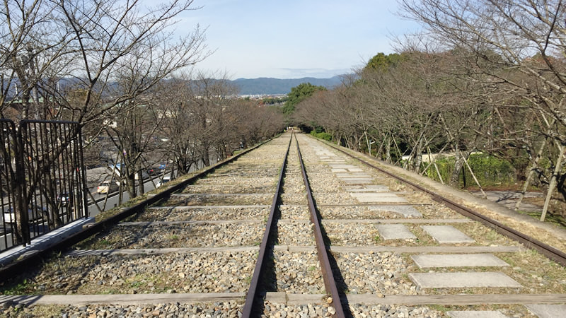 Walk on the Keage Incline