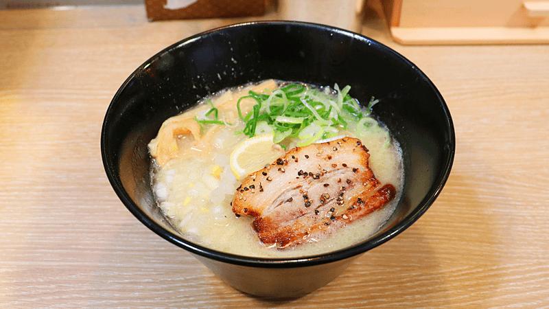 雞肉豚骨拉麵(鹽味 / 大碗)