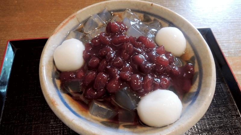 白玉紅豆蜜