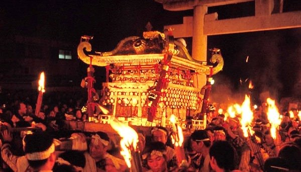 Mikoshi (Portable Shrine)