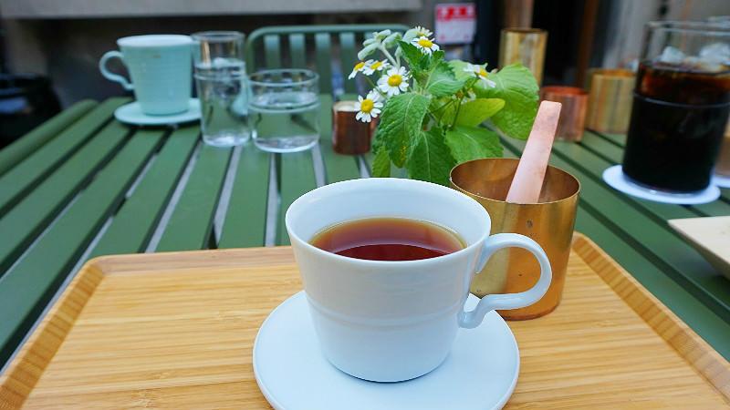 Three types of teas from Postcard Teas