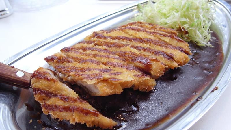 Pork loin Katsu (Cutlets) Curry