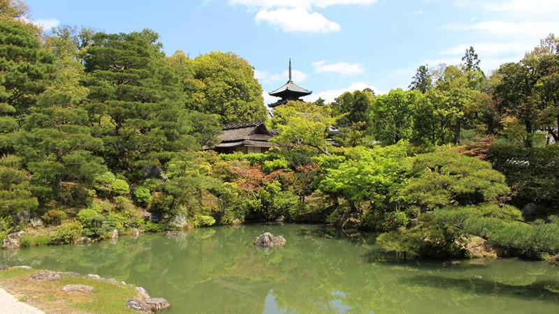 Hokutei (north garden)
