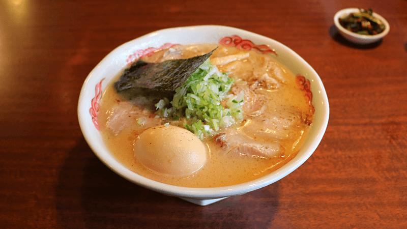 Yokubari Tonryu Ramen