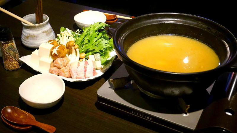 蕎麥麵火鍋