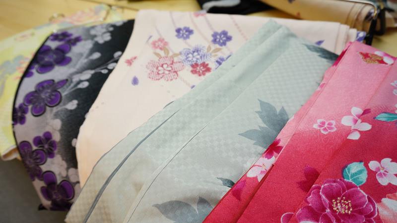 Rental Kimonos And Obi Belts