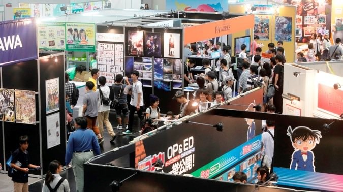 Kyoto International Manga and Anime Fair (Kyomaf)