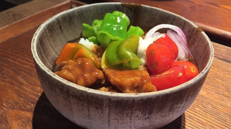 Hayashi-curry rice