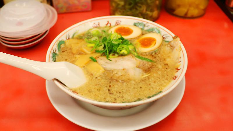 Tokusei Shoyu Ajitama Ramen - 特製醤油味玉ラーメン