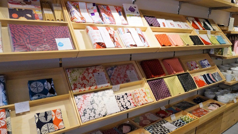 Furoshiki (wrapping cloth)