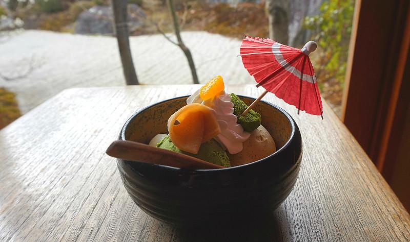 Tenryu-ji Parfait