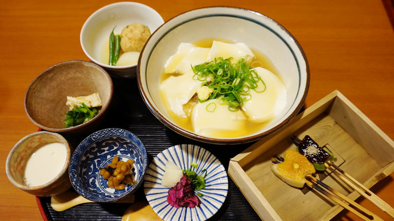 Tofu Don (bowl)