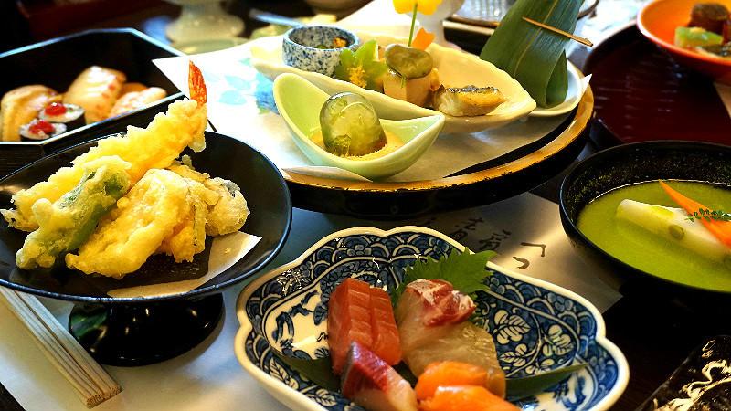 特別懷石午餐 Nadeshiko