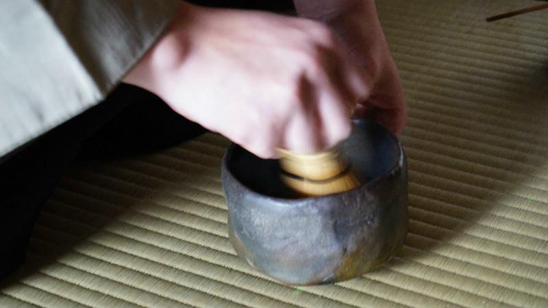 The Tea Making Performance