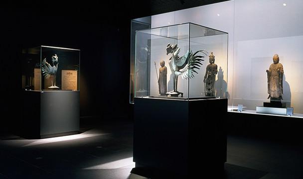 Byodo-in Museum Hoshokan