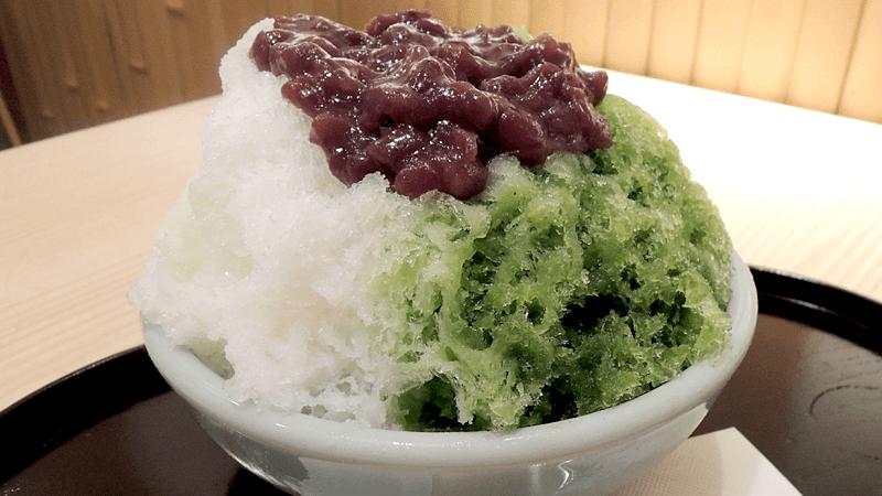 刨冰 (円山時雨)