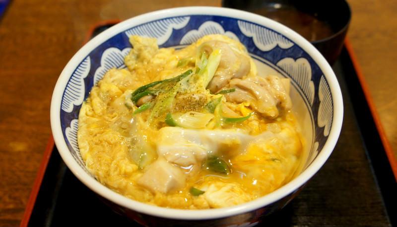 親子丼(丼飯)
